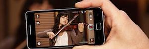 En 2019 el vídeo móvil supondrá el 72% de todo el tráfico global de datos móviles