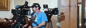 Avid y Sony mostraron en el Festival Internacional de Cine de Cartagena soluciones completas para flujos de trabajo en 4K