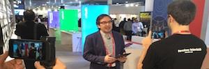 Barcelona Televisió emitió 'BTVMobile', cuatro informativos en directo desde el MWC realizados solo con la ayuda de smartphones