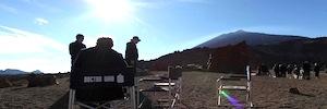 Los rodajes dejan ocho millones de euros en Tenerife en 2014