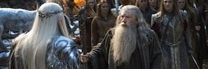 Park Road volvió a confiar en Mistika para la tercera entrega de 'El Hobbit'
