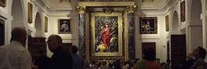 'El Greco, Alma y Luz Universales', el artista cretense como nunca se había visto hasta ahora en 4K