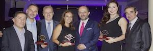 La Academia de Televisión de España y la AIL entregan los Premios Iris América 2015