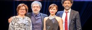 'El Ministerio del Tiempo', 'MasterChef Junior', 'Órbita Laika' y Eurovisión recogen los Premios Twitter FesTVal