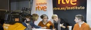 El Instituto RTVE presenta en AULA su plan formativo