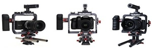 Rolleiflex 4K Cage, una resistente jaula para estabilizar cámaras compactas