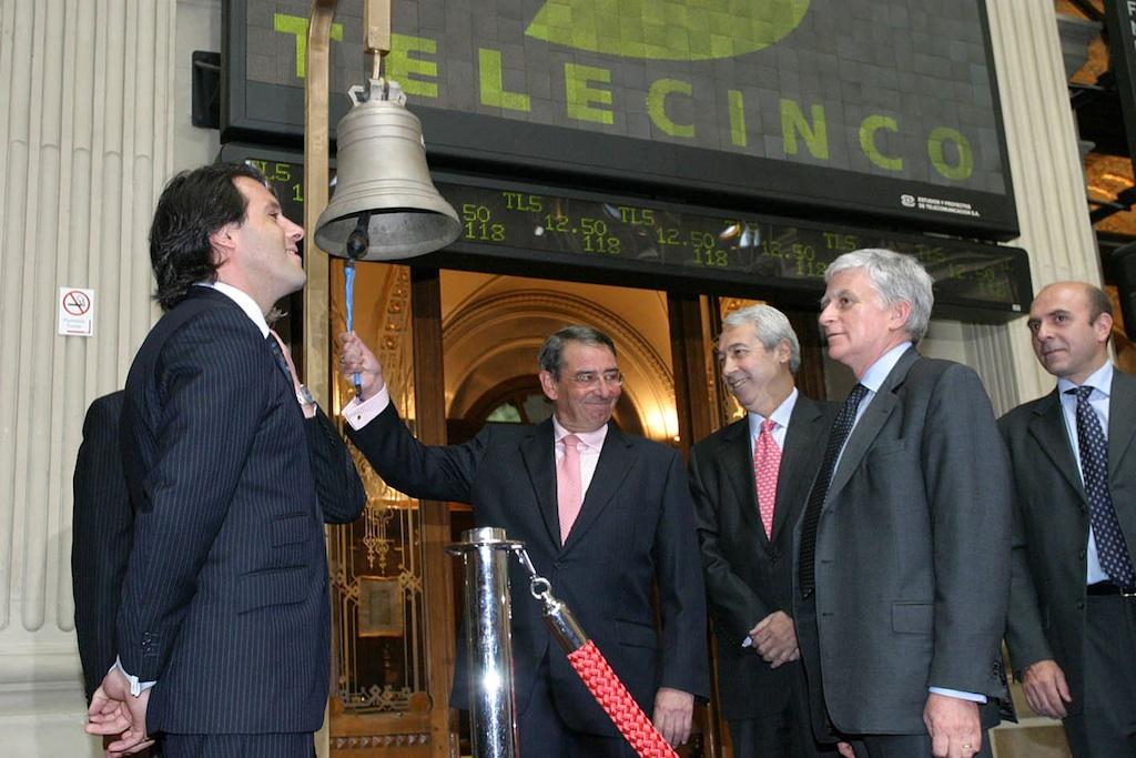 Telecinco celebra un cuarto de siglo desde el inicio de for Telecinco cuarto milenio
