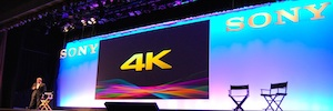 Sony desvelará sus nuevas propuesta para flujo de trabajo 4K e IP en NAB 2015