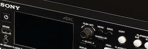Sony PMW-PZ1: reproducción 4K asequible, fácil de usar y compacta