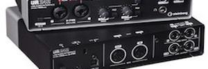 La interfaz de audio UR242 completa la serie UR de Steinberg