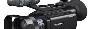 Sony anuncia la licencia de actualización para 4K, además de una mejora en conectividad y eficacia del flujo de trabajo para las cámaras PXW-X70 y PXW-X200