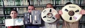 Sony y Memnon Archiving Services colaborarán en la preservación digital