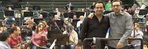 La Orquesta Sinfónica de Tenerife pone música a 'Atrapa la bandera'