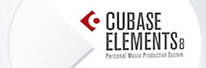 Cubase Elements 8 completa las últimas versiones de la familia Cubase