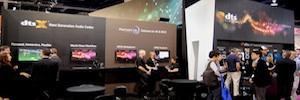 DTS planta cara a Dolby con un nuevo sistema de sonido inmersivo, abierto y flexible