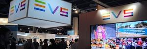 EVS hace de la producción en directo en 4K y sobre IP algo sencillo, rápido y productivo