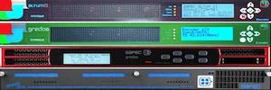 Sapec estrena Sivac One, un nuevo sistema MPEG-2 / H.264 modular que permite hasta 3 codificadores en 1RU