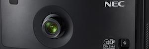 CinemaCon 2015 acoge el estreno del proyector para cine digital NC1201L de NEC