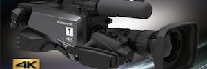 Panasonic se afianza como proveedor de soluciones integrales 4K
