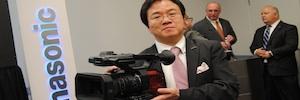 Panasonic desvela su nuevo camcorder 4K AG-DVX200