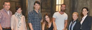 Isla y Powwow cierran un acuerdo con Captivate para producir la serie 'Rabia' en Estados Unidos