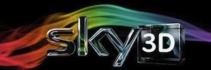 Sky cierra su canal 3D para dar paso al 4K
