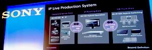 Sony exhibe la colaboración IP con Evertz en NAB 2015