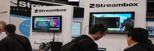 Streambox demuestra el transporte de vídeo en 4K a 60fps y sus codificadores para drones