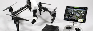 TVU y DJI lanzan un paquete para transmisión directa desde drones