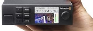 Nueva línea de conversores Teranex Mini de Blackmagic