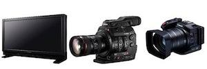 Canon presenta un nuevo monitor 4K de 24 pulgadas y dos nuevas videocámaras 4K