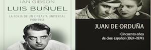 'Luis Buñuel. La forja de un cineasta universal' y 'Juan de Orduña. Cincuenta años de cine español', Premios Muñoz Suay de la Academia de Cine
