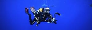 'Arrecifes. Oasis de vida', primer documental submarino producido en España con Dolby Atmos
