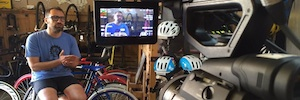 A&E comienza las grabaciones de 'Be Bike', el primer factual en España sobre el mundo de las biciletas