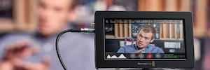 Blackmagic Video Assist permite grabar y monitorizar contenidos con calidad superior