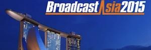 Fuerte presencia española en BroadcastAsia de la mano de AMETIC