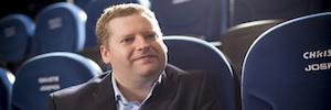 Christie ficha a Chris Connett, un histórico de Dolby, para capitanear Vive Audio