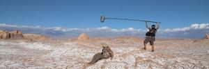 El corto 'El llano de la paciencia' empleó microfonía de DPA en su rodaje en pleno desierto de Atacama