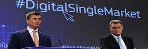 Europa traza las bases para un futuro mercado único digital