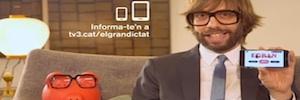 Triacom Audiovisual y la CCMA desarrollan una app que permite a los espectadores de 'El gran dictat' jugar en directo