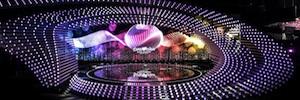 Primeras imágenes del espectacular escenario de Eurovisión 2015
