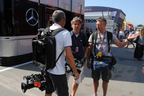 RTL en la Fórmula 1
