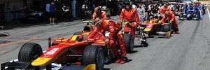 Riedel conecta la Fórmula 1 con la máxima seguridad, fiabilidad y flexibilidad