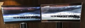 SES, Samsung y BBC llevan a cabo una experiencia pionera de UHDTV con HDR sobre DVB