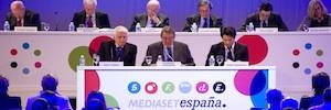 Mediaset registra sus mejores resultados en el periodo enero-marzo de los cuatro últimos años