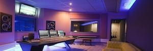 CSS Audiovisual Technology diseña y equipa el estudio de grabación de Lorenzo Cortés