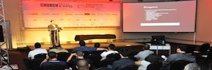 Numerosos profesionales acuden a Church Tech Expo y Panorama Audiovisual Show en Sao Paulo