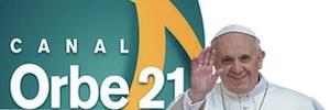 Orbe 21, un canal con vocación global impulsado por el Papa Francisco