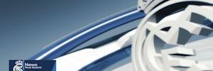 wTVision realiza los nuevos gráficos de Real Madrid TV