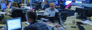 RTVA Andorra, que ahora cumple 15 años, actualiza su sistema end-to-end de VSN